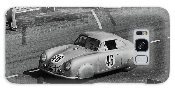 1951 Porsche At Le Mans - Doc Braham - All Rights Reserved Galaxy Case