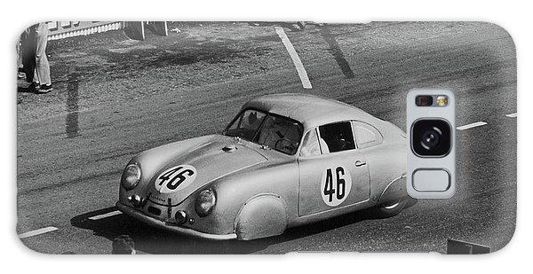 1951 Porsche Winning At Le Mans  Galaxy Case