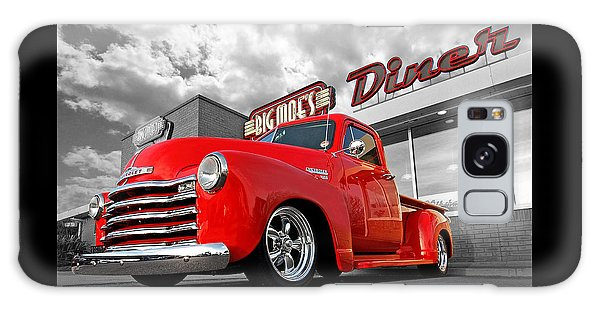 1952 Chevrolet Truck At The Diner Galaxy Case