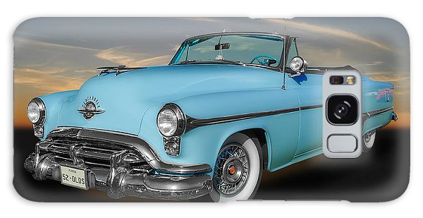 1952 Oldsmobile 98 Convertible Galaxy Case by Frank J Benz