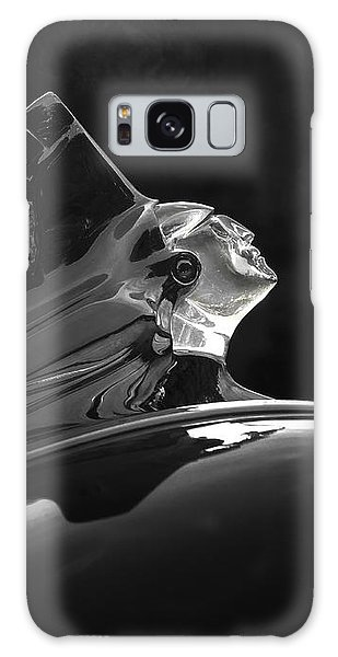 1952 Pontiac Catalina Chieftan Lighted Hood Ornament 3 Galaxy Case