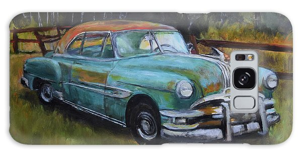 1952 Pontiac Chieftain  Galaxy Case by Sandra Nardone