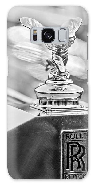 1952 Rolls-royce Silver Wraith Hood Ornament 2 Galaxy Case