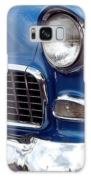 Car Galaxy S8 Case - 1955 Chevy Front End by Anna Lisa Yoder