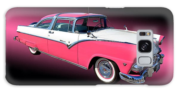 1955 Ford Fairlane Crown Victoria Galaxy Case by Jim Carrell