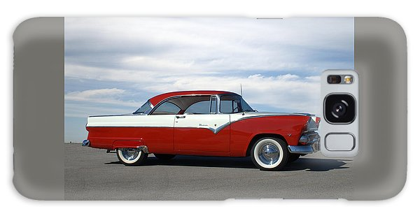 1955 Ford Victoria Galaxy Case by Tim McCullough