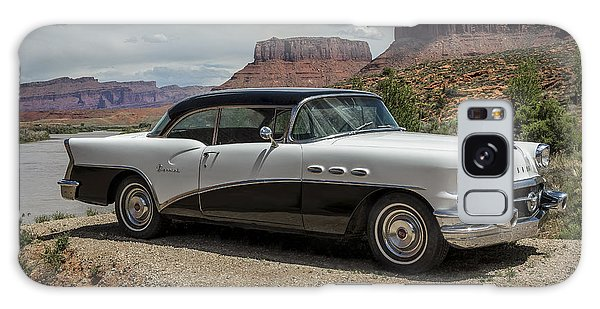 Galaxy Case featuring the photograph 1956 Buick Special by Lou Novick
