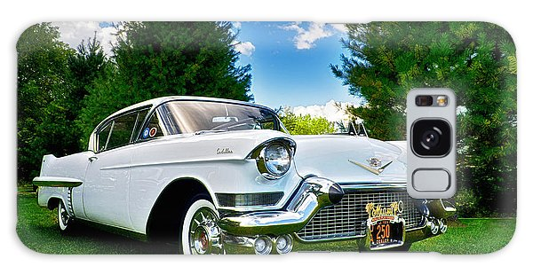 1957 Cadillac Galaxy Case by Mark Miller