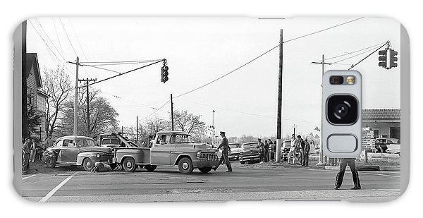 1957 Car Accident Galaxy Case