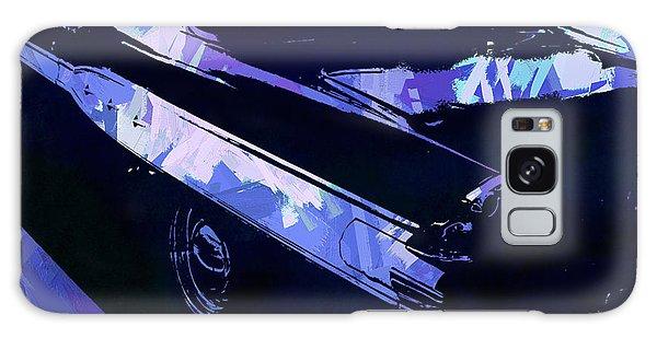 1957 Pontiac Super Chief Blue Pop Galaxy Case