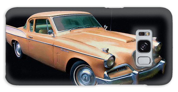 1957 Studebaker Golden Hawk Digital Oil Galaxy Case