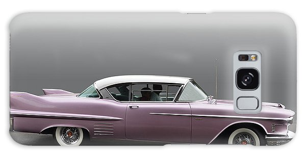 1958 Cadillac Coupe Galaxy Case by Bill Dutting