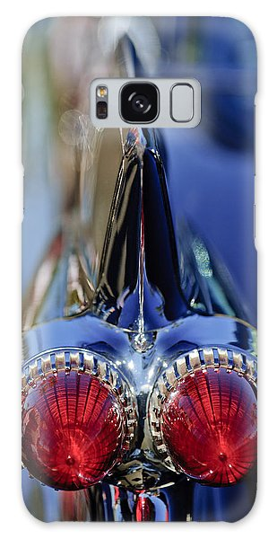 Galaxy Case featuring the photograph 1959 Cadillac Eldorado Tail Fin 4 by Jill Reger
