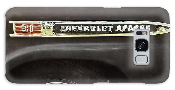 Vintage Cars Galaxy Case - 1959 Chevy Apache by Scott Norris