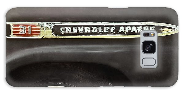 Truck Galaxy S8 Case - 1959 Chevy Apache by Scott Norris