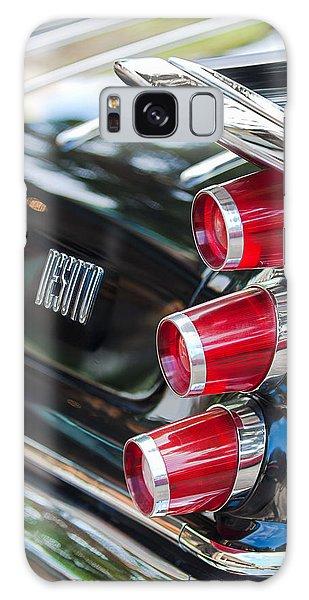 Galaxy Case featuring the photograph 1959 Desoto Adventurer Hardtop Coupe 2-door Taillight Emblem by Jill Reger