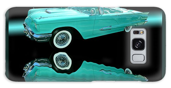 1959 Ford Thunderbird Galaxy Case by Jim Carrell