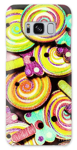 Six Galaxy Case - 1960s Hypnotic Sweetness by Jorgo Photography - Wall Art Gallery