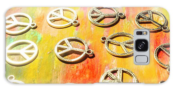 Pendant Galaxy Case - 1960s Peace Movement by Jorgo Photography - Wall Art Gallery