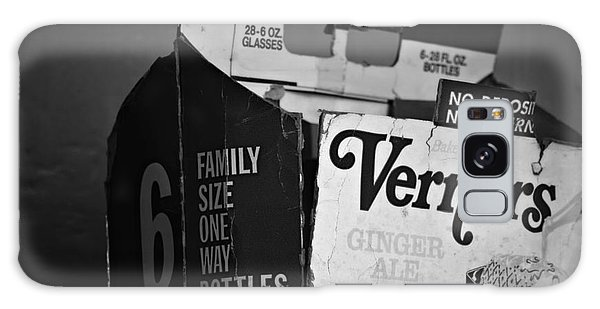 1960's Vernors Box. No Deposit, No Rerurn  Galaxy Case