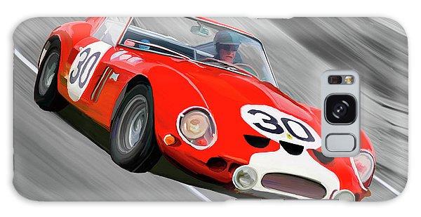 1962 Ferrari 250 Gto Galaxy Case by Wally Hampton