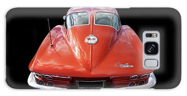 1963 Corvette Stingray Split Window Rear Galaxy Case