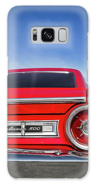 1964 Ford Galaxie 500 Taillight And Emblem Galaxy Case