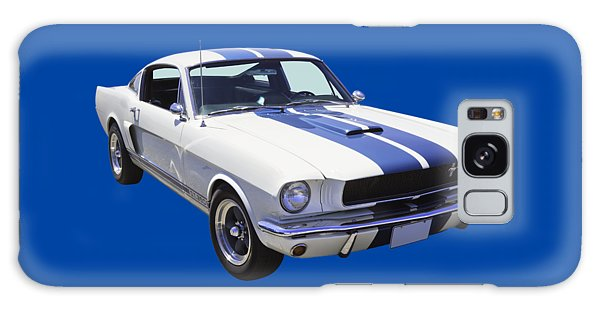 1965 Gt350 Mustang Muscle Car Galaxy Case by Keith Webber Jr