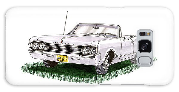 Galaxy Case - 1965 Oldsmobile Dynamic 88 Convertible by Jack Pumphrey