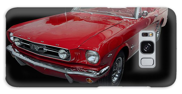 1966 Ford Mustang Convertible Galaxy Case