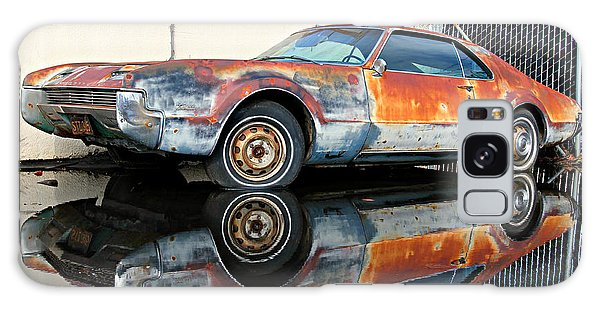 1966 Toronado In Decay  Galaxy Case