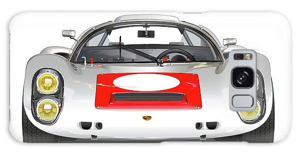 1967 Porsche 910 Illustration Galaxy Case