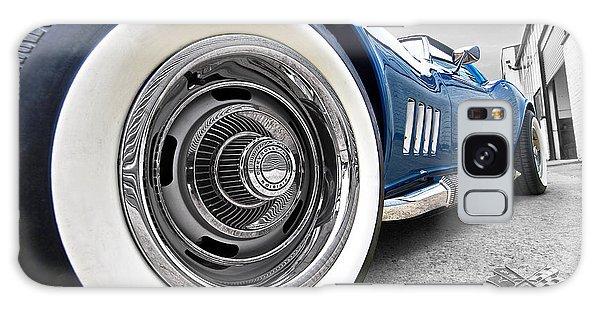 1968 Corvette White Wall Tires Galaxy Case