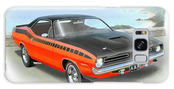 1970 Barracuda Aar  Cuda Classic Muscle Car Galaxy Case