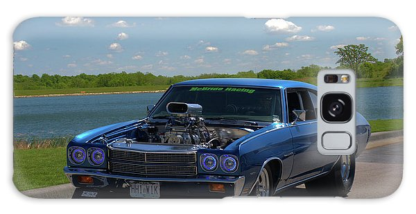 1970 Chevelle Pro Street Dragster Galaxy Case