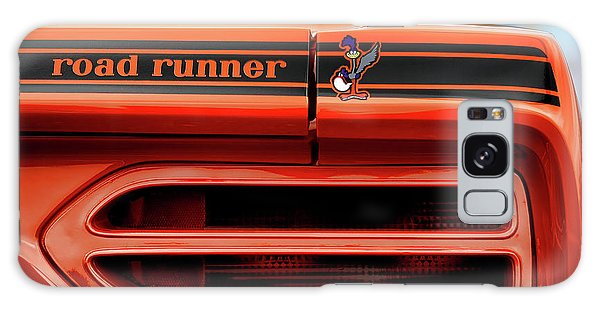 1970 Plymouth Road Runner - Vitamin C Orange Galaxy Case