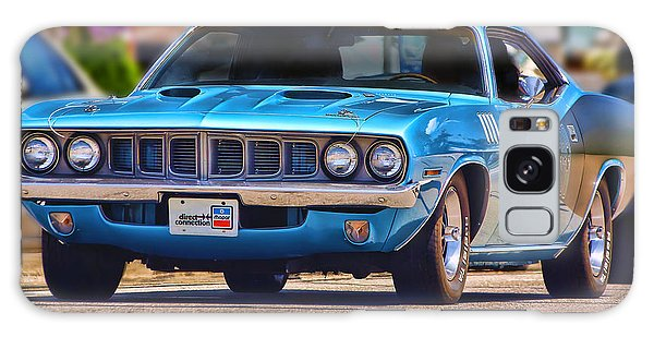 1971 Plymouth 'cuda 383 Galaxy Case