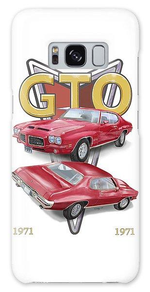 1971 Pontiac Gto Galaxy Case