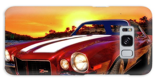 1971 Z28 Camaro Hdr Vivid Remembrance Galaxy Case