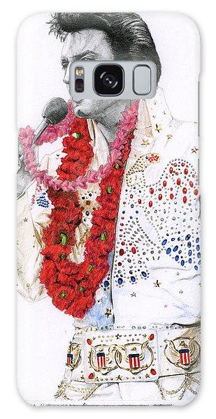 1973 Aloha Bald Headed Eagle Suit Galaxy Case