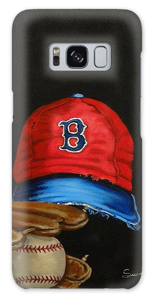 1975 Red Sox Galaxy Case by Susan Roberts