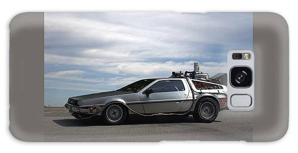 1981 Delorean Dmc12 Galaxy Case by Tim McCullough