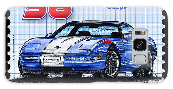 1996 Grand Sport Corvette Galaxy Case