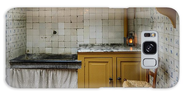 19th Century Kitchen In Amsterdam Galaxy Case by RicardMN Photography