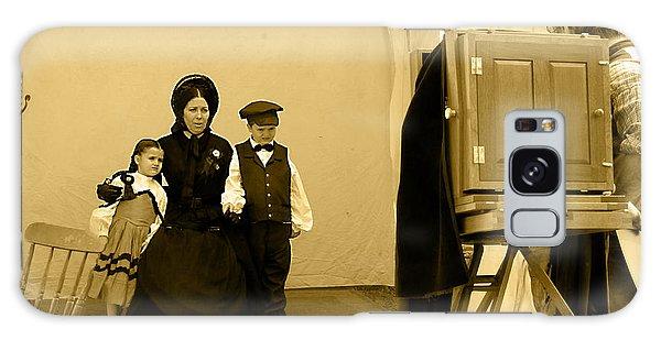 Galaxy Case - 19th Century Portrait by Frank Savarese