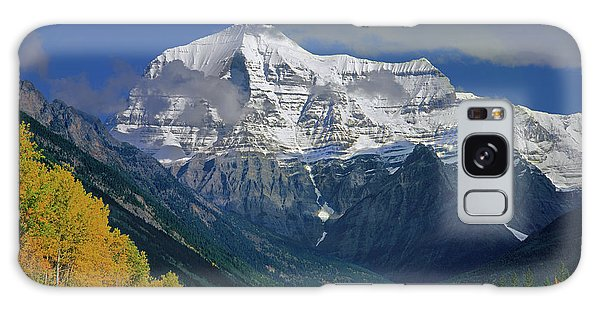 1m2441-h Mt. Robson And Yellowhead Highway H Galaxy Case