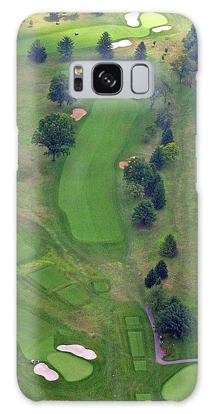 1st Hole Sunnybrook Golf Club 398 Stenton Avenue Plymouth Meeting Pa 19462 1243 Galaxy Case by Duncan Pearson