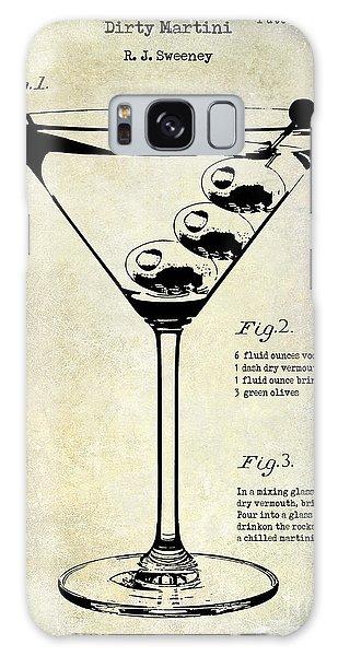 1897 Dirty Martini Patent Galaxy Case