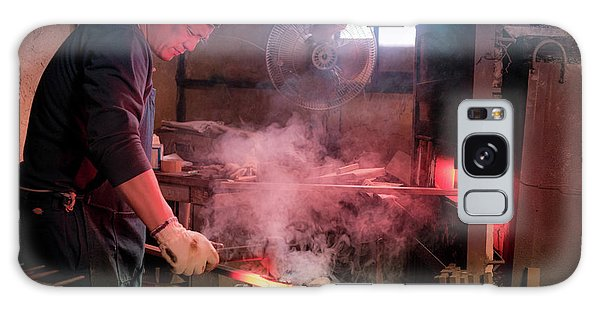 4th Generation Blacksmith, Miki City Japan Galaxy Case