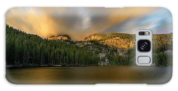 Galaxy Case featuring the photograph 2 / 51  Bear Lake's Hallett Peak #2 by John Gilbert